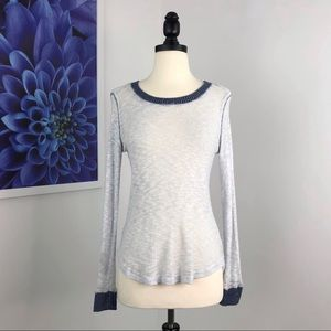 Splendid Open Knit Sweater